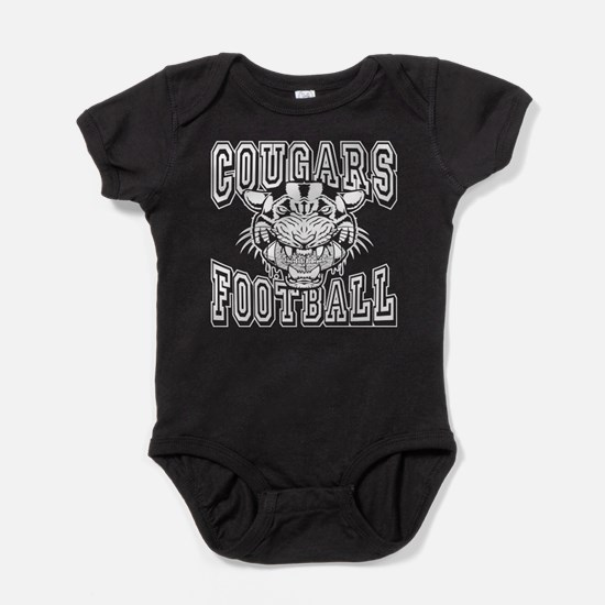 Cougars Football Baby Bodysuit