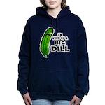 Big Dill Women's Hooded Sweatshirt