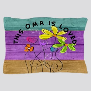 Oma 3 Pillow Case