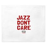 Jazz Dont Care King Duvet