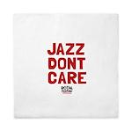 Jazz Dont Care Queen Duvet