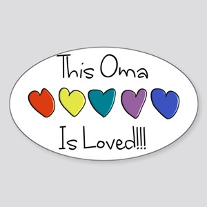 Oma 2 Sticker