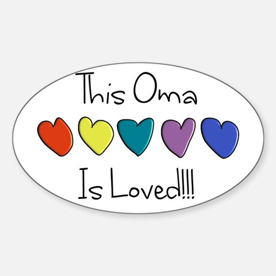 Oma 2 Decal