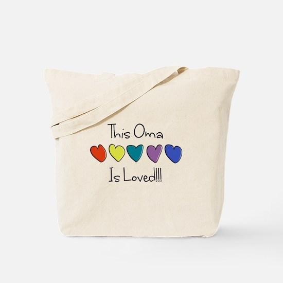 Oma 2 Tote Bag