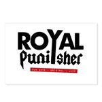 Royal Punisher Logo Postcards (Package of 8)
