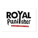 Royal Punisher Logo Postcards (Package of 8)