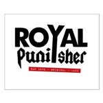 Royal Punisher Logo Posters
