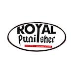 Royal Punisher Logo Patches