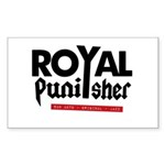 Royal Punisher Logo Sticker