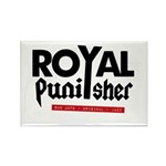 Royal Punisher Logo Magnets