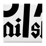 Royal Punisher Logo Tile Coaster