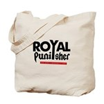 Royal Punisher Logo Tote Bag
