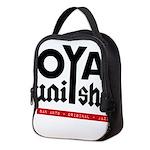Royal Punisher Logo Neoprene Lunch Bag