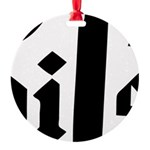 Royal Punisher Logo Ornament