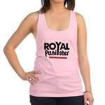 Royal Punisher Logo Racerback Tank Top
