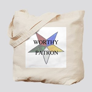 Worthy Patron Star Tote Bag
