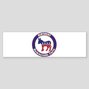 Kentucky Democratic Party Original Bumper Sticker