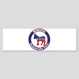Minnesota Democratic Party Original Bumper Sticker