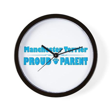 Manchester Parent Wall Clock