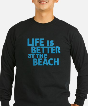 Life Is Better At The Bea T