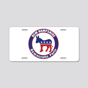 New Hampshire Democratic Party Original Aluminum L