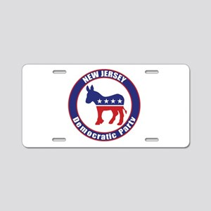 New Jersey Democratic Party Original Aluminum Lice