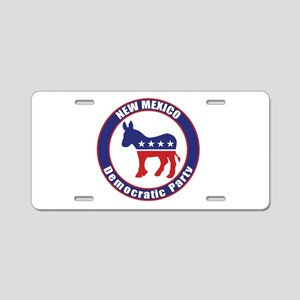 New Mexico Democratic Party Original Aluminum Lice