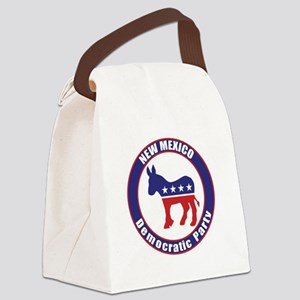 New Mexico Democratic Party Original Canvas Lunch