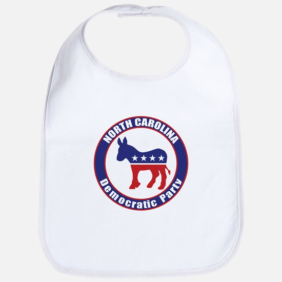 North Carolina Democratic Party Original Bib