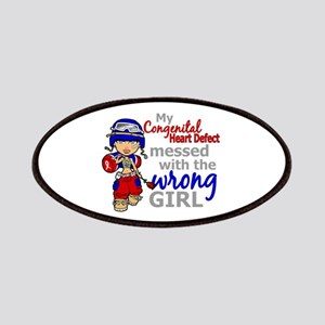 CHD Combat Girl 1 Patches