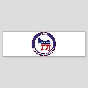 Ohio Democratic Party Original Bumper Sticker