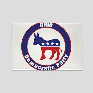 Ohio Democratic Party Original Magnets
