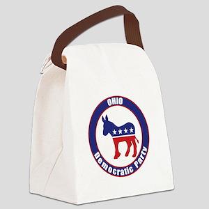 Ohio Democratic Party Original Canvas Lunch Bag
