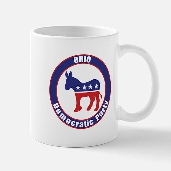Ohio Democratic Party Original Mugs
