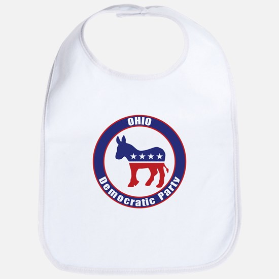 Ohio Democratic Party Original Bib