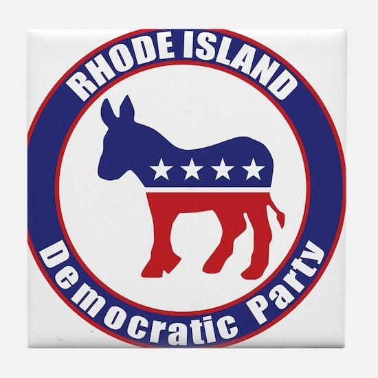 Rhode Island Democratic Party Original Tile Coaste