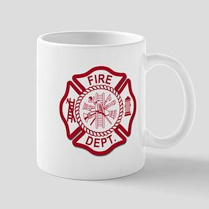 Fire Dept Mug