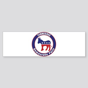 Tennessee Democratic Party Original Bumper Sticker