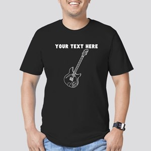 Custom Electric Guitar T-Shirt