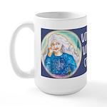 Wise Woman Circle Large Mug