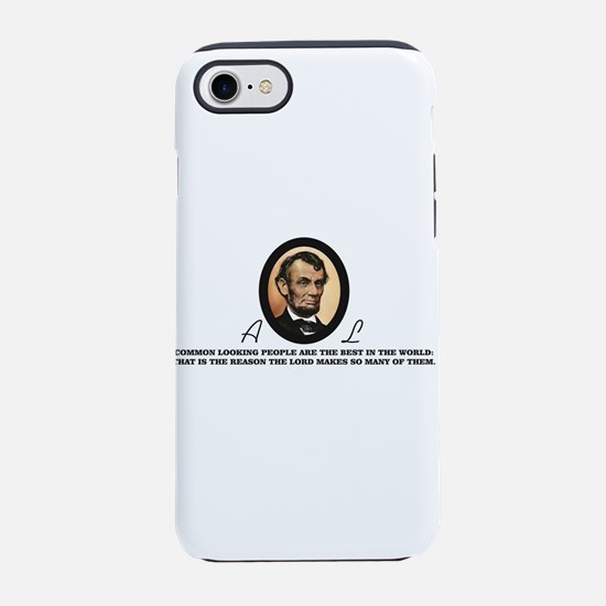 a good quote from abe iPhone 7 Tough Case