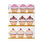 Yummy cupcakes Twin Duvet