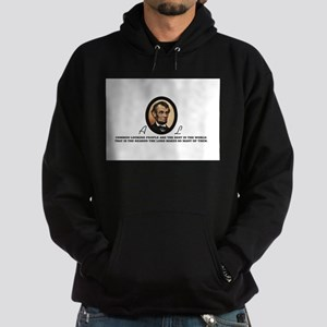 a good quote from abe Sweatshirt