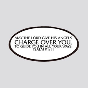 Psalm 91:11 Patches