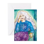 Wise Woman Greeting Cards (Pk of 10)
