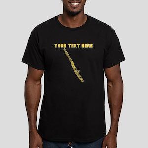 Custom Gold Flute T-Shirt