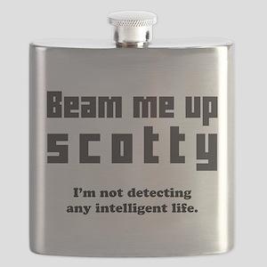beam me up scotty Flask