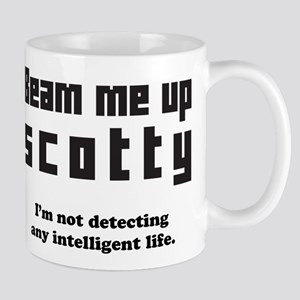 beam me up scotty Mugs