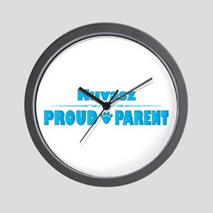 Kuvasz Parent Wall Clock