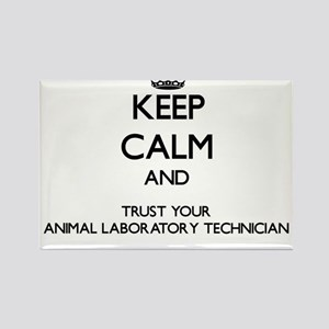 Keep Calm and Trust Your Animal Laboratory Technic